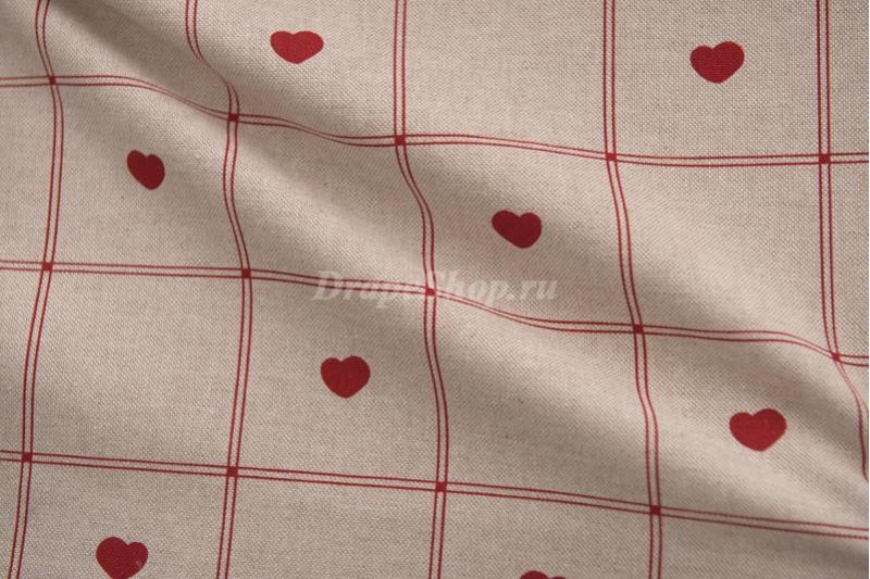 Ткань арт. Coeur