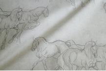 Ткань арт. Horses