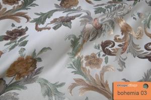 Блэкаут с цветочным орнаментом Bohemia 03, 09, 15, 21, 27, 33, 39, 45