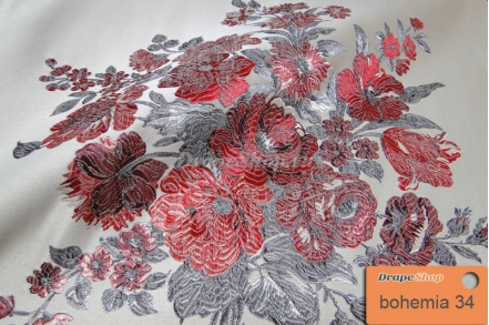 Ткань Bohemia 04, 10, 16, 22, 28, 34, 40, 46