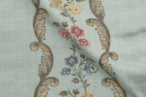 Ткань Midi azzurro