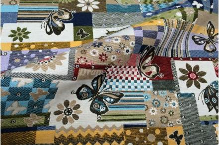 Ткань Daisy Jacquard