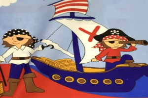 Ткань Piratas - Piratas 03