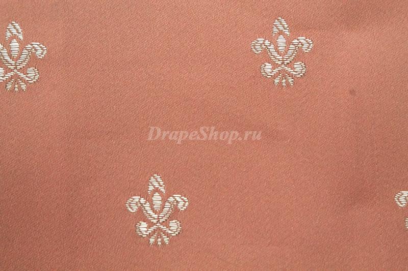 Ткань Villefort Rose