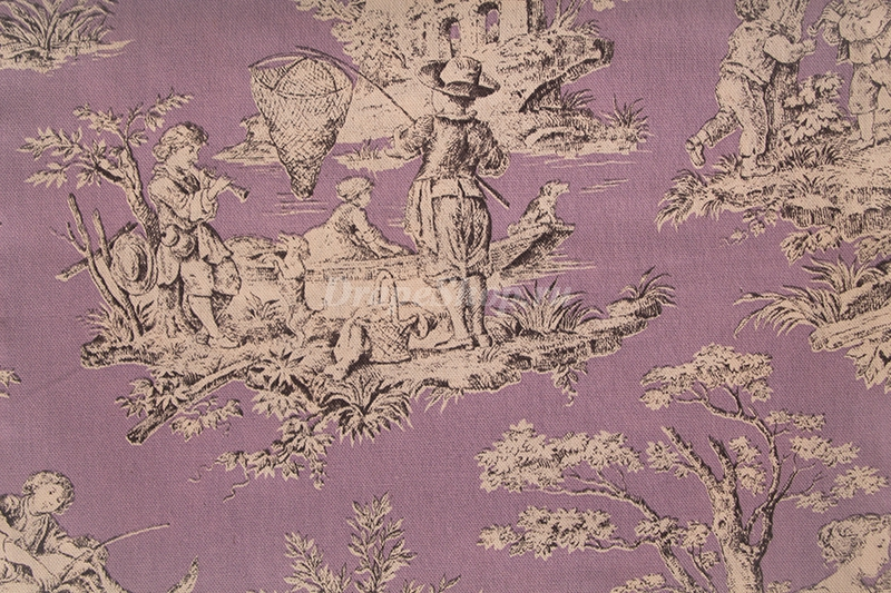 Ткань Fontevraud landes