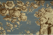 Ткань Сourtisane landes