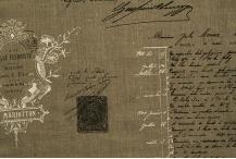 Ткань Manuscrit