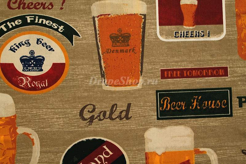 Ткань Pub Cretonne