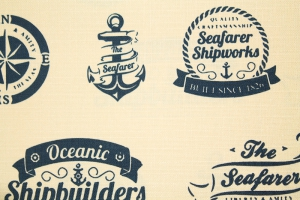 Ткань Oceanic