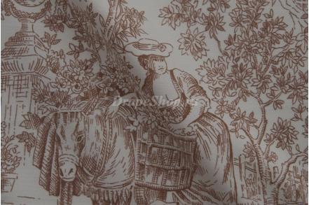 Портьерная ткань арт. Eklan 17