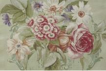 Ткань арт. My flower 02, 04, 06, 08, 10.