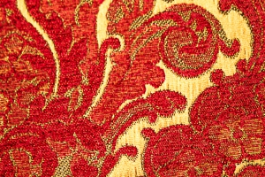 Ткань Balensiaga col. 389 Morocan Red
