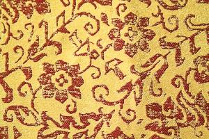 Ткань Kilim col. 30 Henna Red