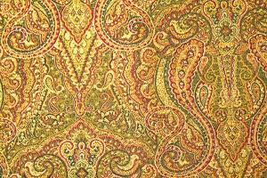 Ткань R-Pashmina col. Jewel