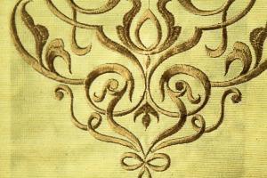 Ткань Buckingham col. 11 Natural