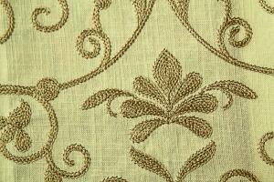Ткань Lacey col. 101 Antique White