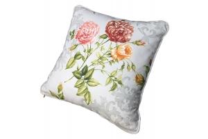 Подушка с цветами My Flower