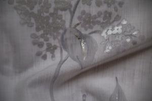 Ткань Sunflower col.silver
