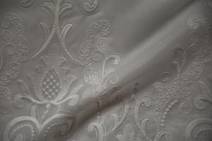 Ткань Peony сol. Snow