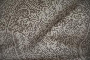 Ткань Glory col.Eggplant