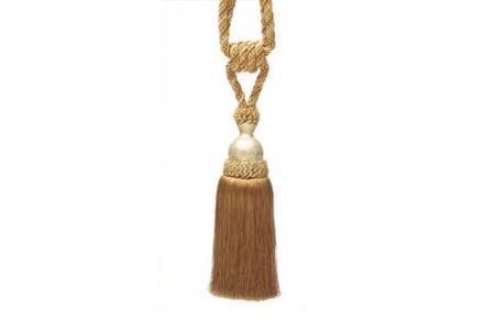 Декоративная кисть для штор (подхват) Олива