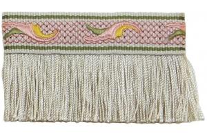 Бахрома (травка) для отделки подушек и покрывал Chantilly