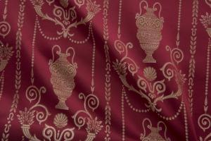 Портьерная ткань арт. Savoy col. 17