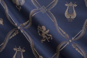 Портьерная ткань арт. Savoy col. 07
