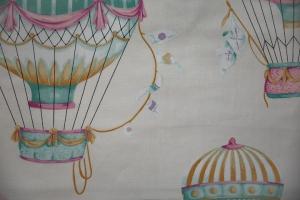 Ткань Balloons col.Aqua