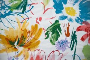 Ткань Watercolor col. Springtime