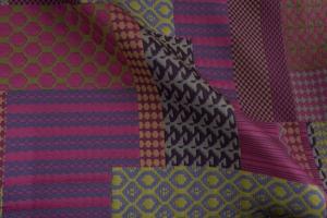 Ткань  Azteca col. 10