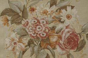 Ткань My flower col. 07