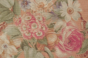 Ткань My flower col. 09