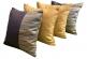 Комплект комбинированных подушек с зигзагами