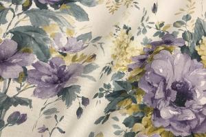 Ткань Bergerac A col. 21 purpura