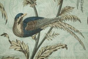 Портьерная ткань Pheasant Hunt col. Spa
