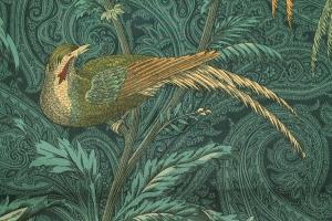 Портьерная ткань Pheasant Hunt col. Heritage
