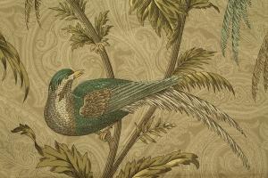 Портьерная ткань Pheasant Hunt col. Birch
