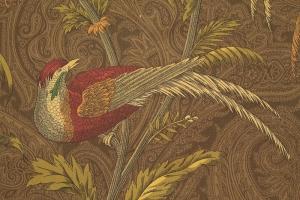 Портьерная ткань Pheasant Hunt col. Leather