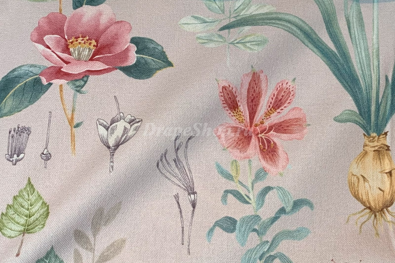 Ткань Observatory Orchid