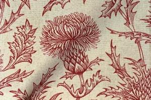 Ткань Carlina Coral