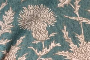 Ткань Carlina Teal