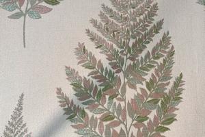 Ткань Frond Mint
