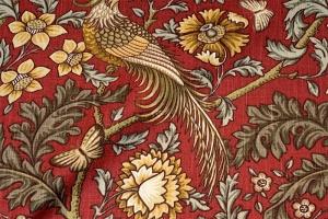 Ткань Oakmere Carmine