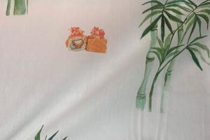 Ткань SUSHI 30301