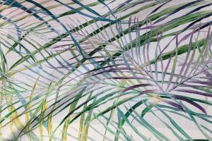 Ткань Aloe 01-Mauve