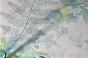 Ткань Plumeria 01-Oasis