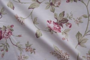 Портьерная ткань арт. Flores 02, 08, 14