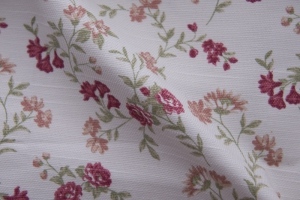 Портьерная ткань арт. Flores 03, 09, 15