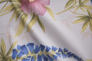 Портьерная ткань арт. Flores 31, 35, 38